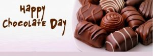 Happy Chocolate Day 2020 .