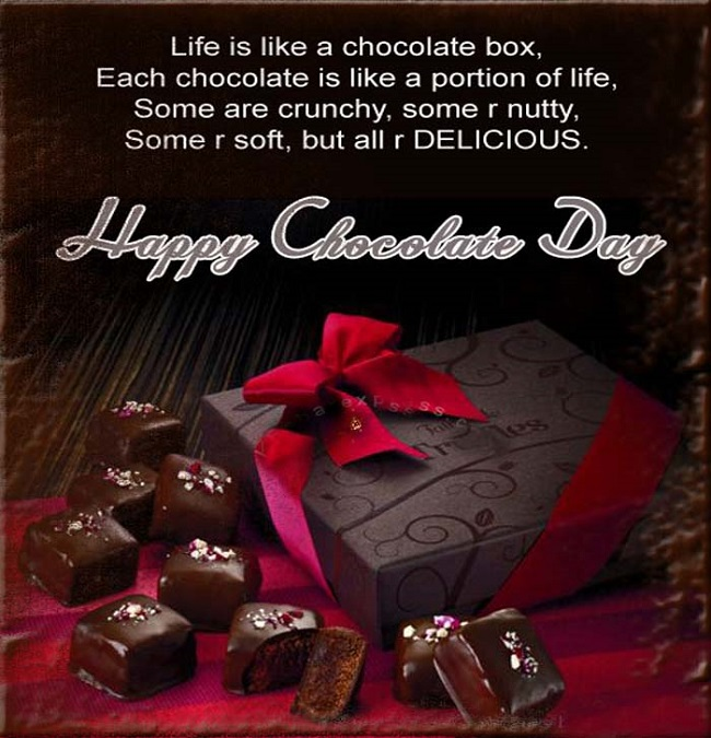 Happy Chocolate Day 2020.