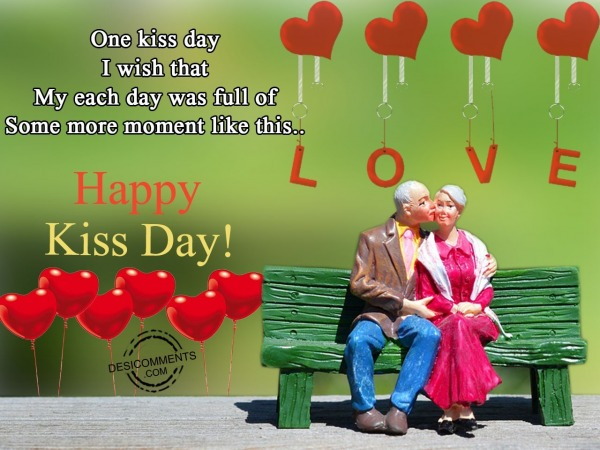 Happy Kiss Day Images 3