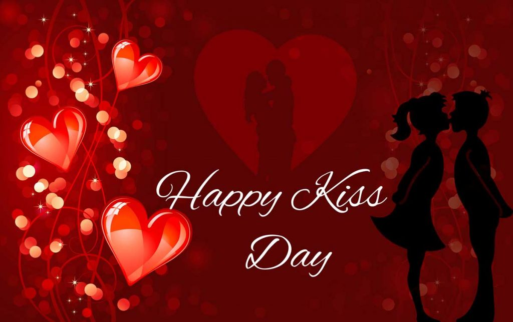 Happy Kiss Day Wishes Images 2020