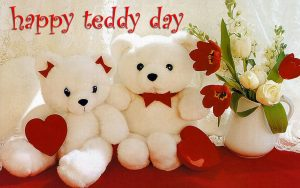 Happy Teddy Day Photo