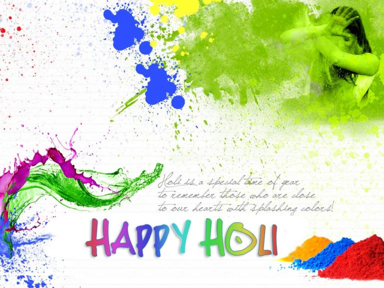 Happy Holi Images 2020