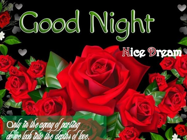 Good Night Sweet Dreams Messages 2