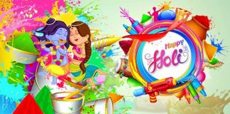 Happy Holi Festival 2020