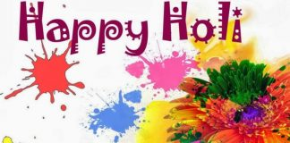 Happy Holi Message in English