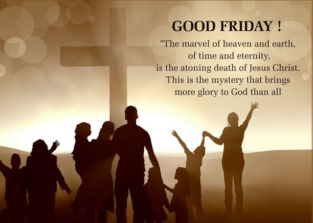 Blessed Good Friday Images & Quotes  2
