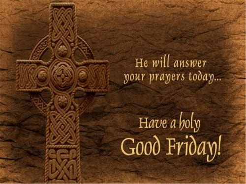 Good Friday Images with Messages 2
