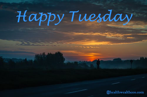 Good Morning Tuesday Wishes Quotes 2