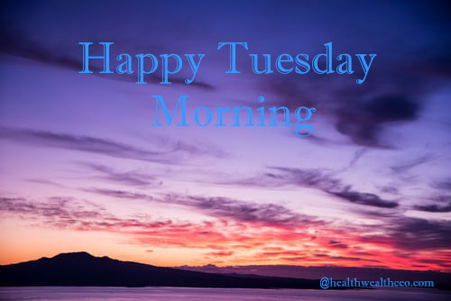Good Morning Tuesday Wishes Quotes 3