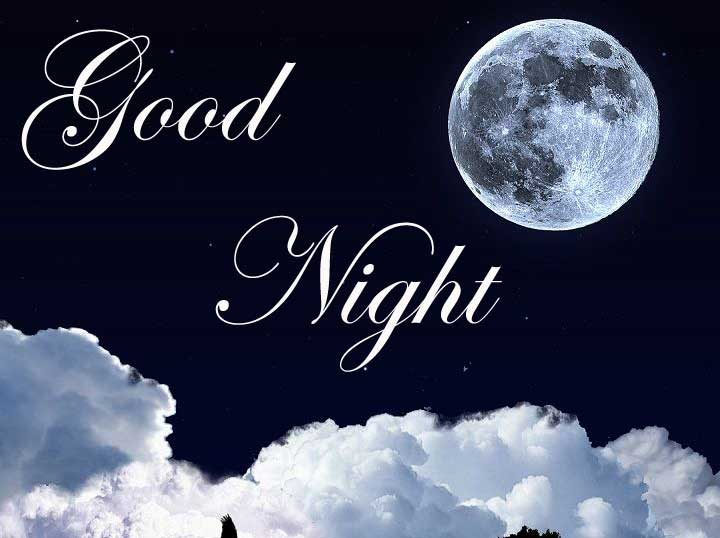 Good Night Photo & Messages 2