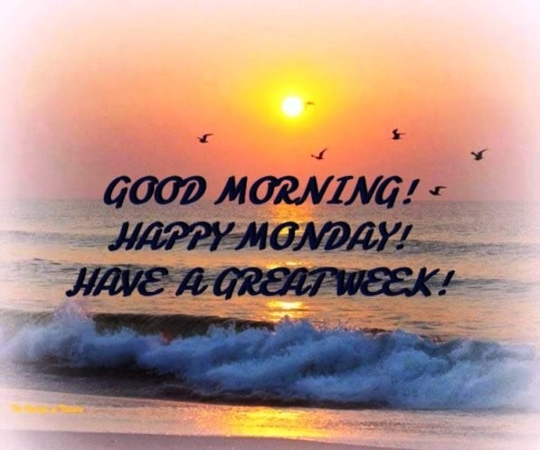 Happy Monday Pictures and Quotes 2