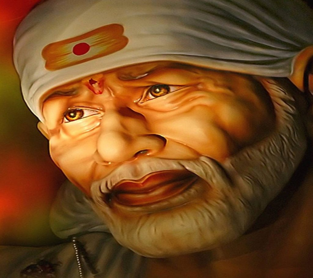 Happy Thursday with Saibaba Blessings