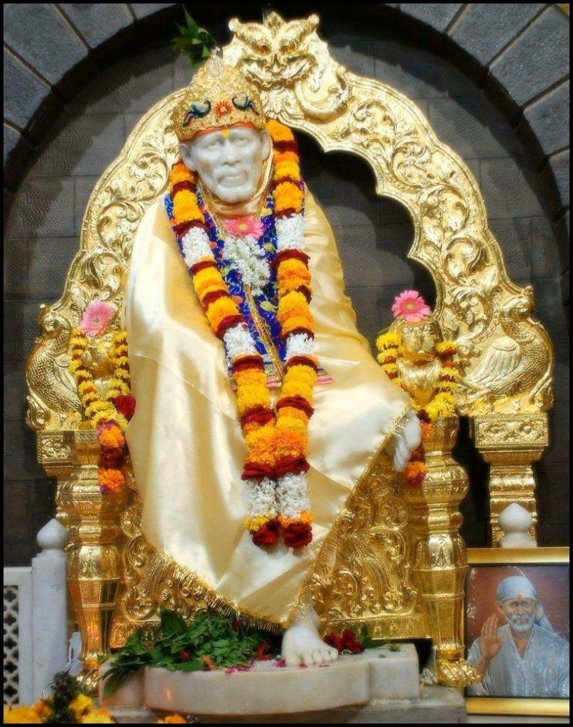 Happy Thursday with Saibaba Blessings 2