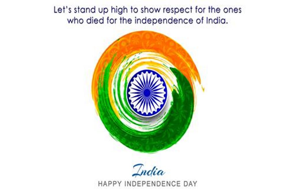 Happy Indian Independence Day 3