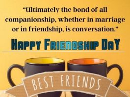 Quotes about Love and Friendship