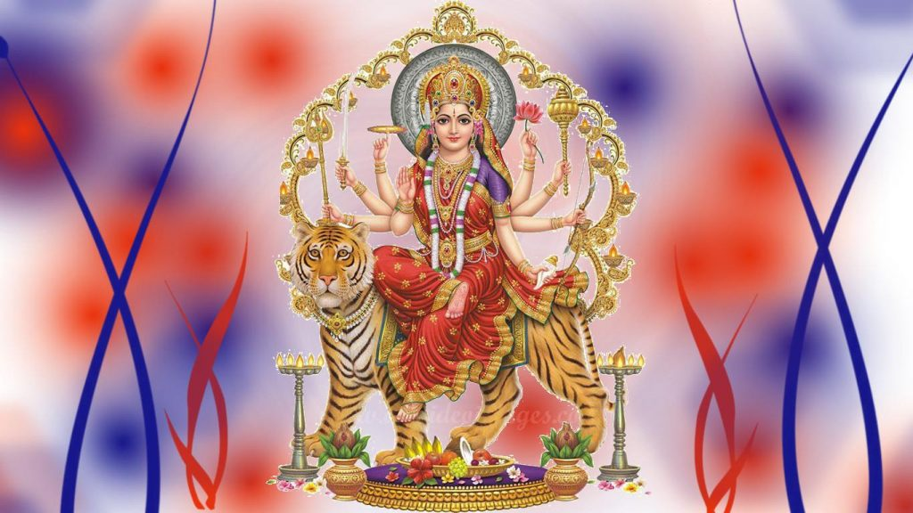Happy Navratri Wallpaper 2