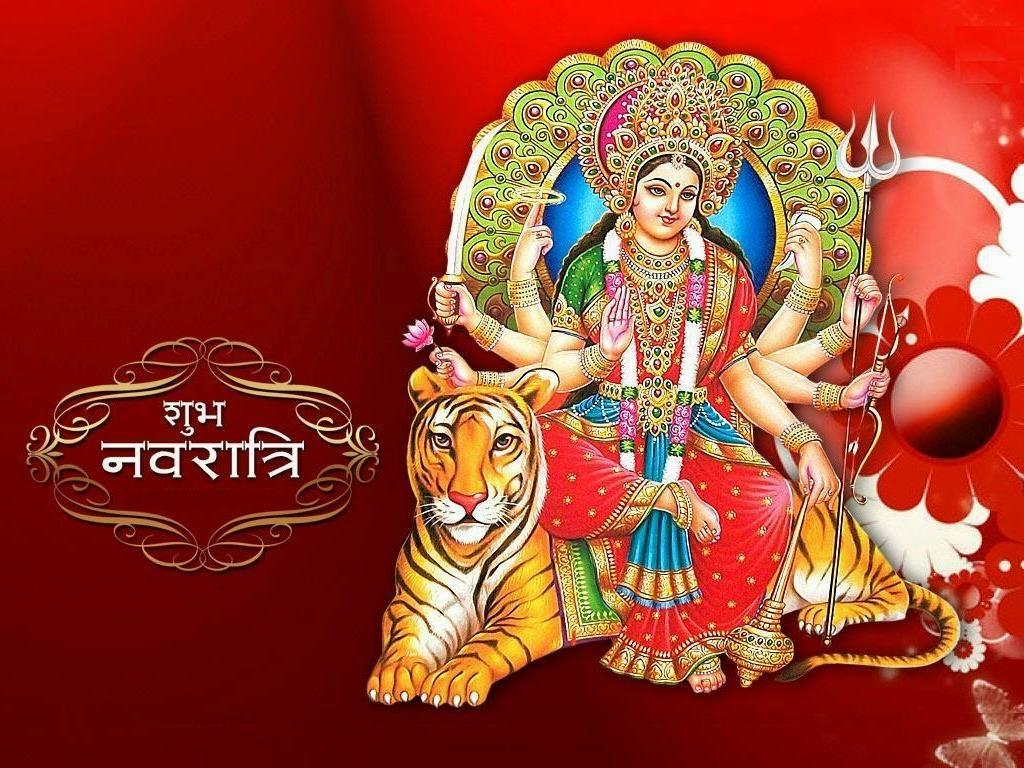 Happy Navratri Wallpaper 3