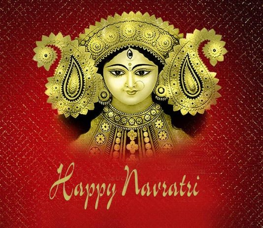 Happy Navratri Wallpaper