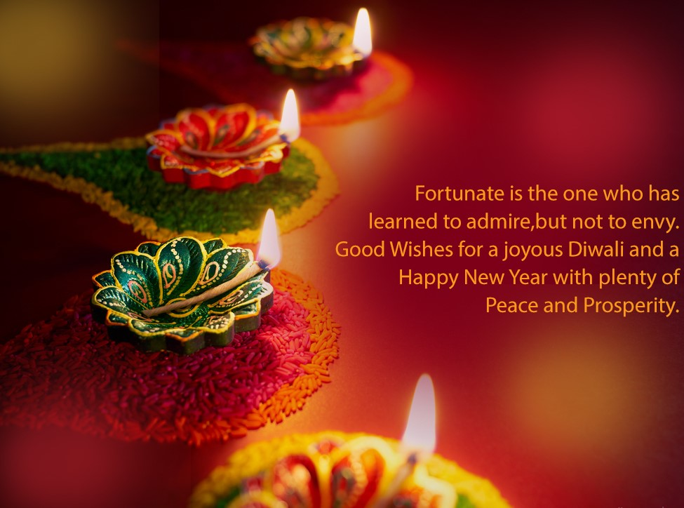 Happy Diwali Wishes Status 3
