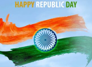 26 January Republic Day SMS