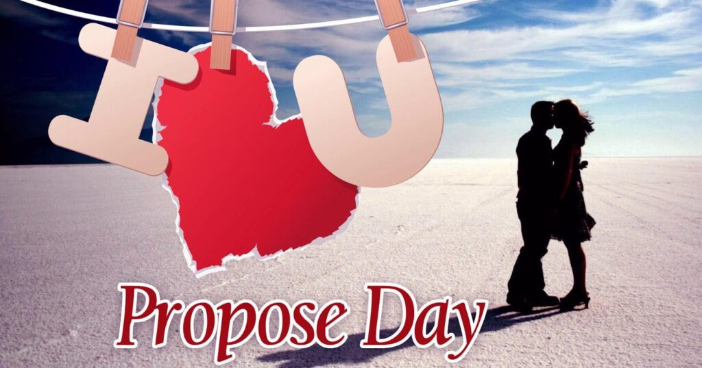 Happy Propose Day Status 3