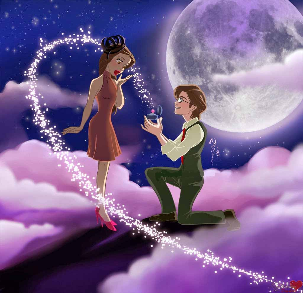 Happy Propose Day Wallpaper 3