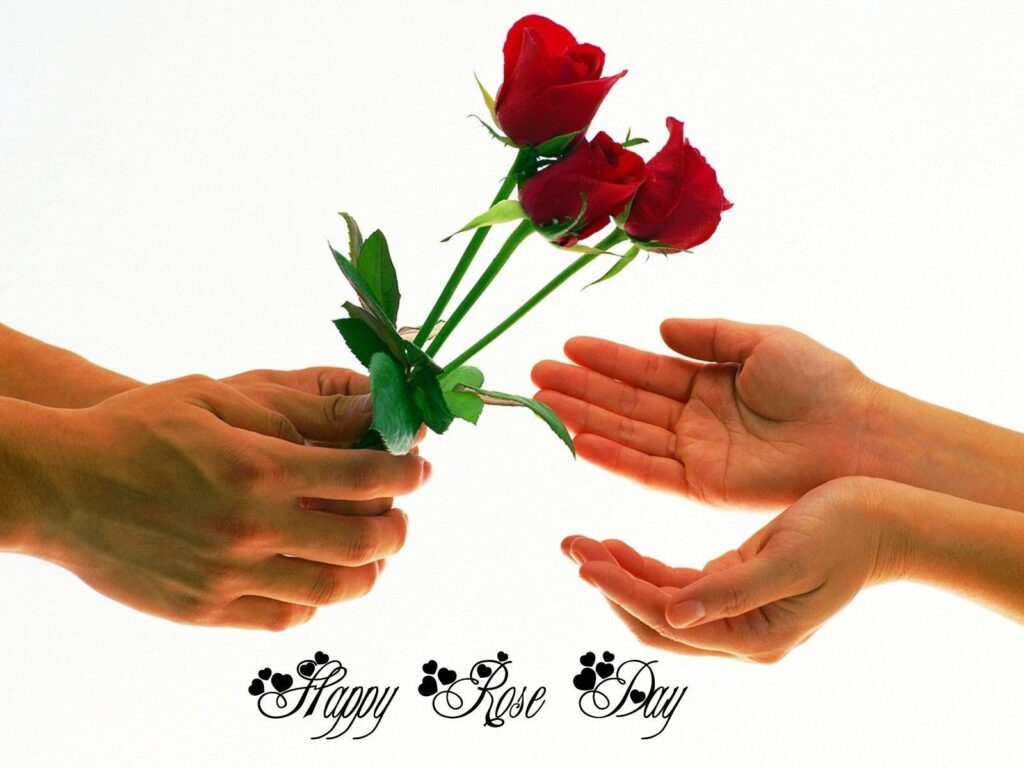 Rose Day Message for Wife 3