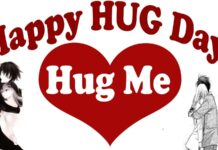 Happy Hug Day Quotes for Him