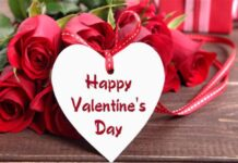 Happy Valentine Wishes for Husband