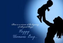 Happy Women's Day Mom