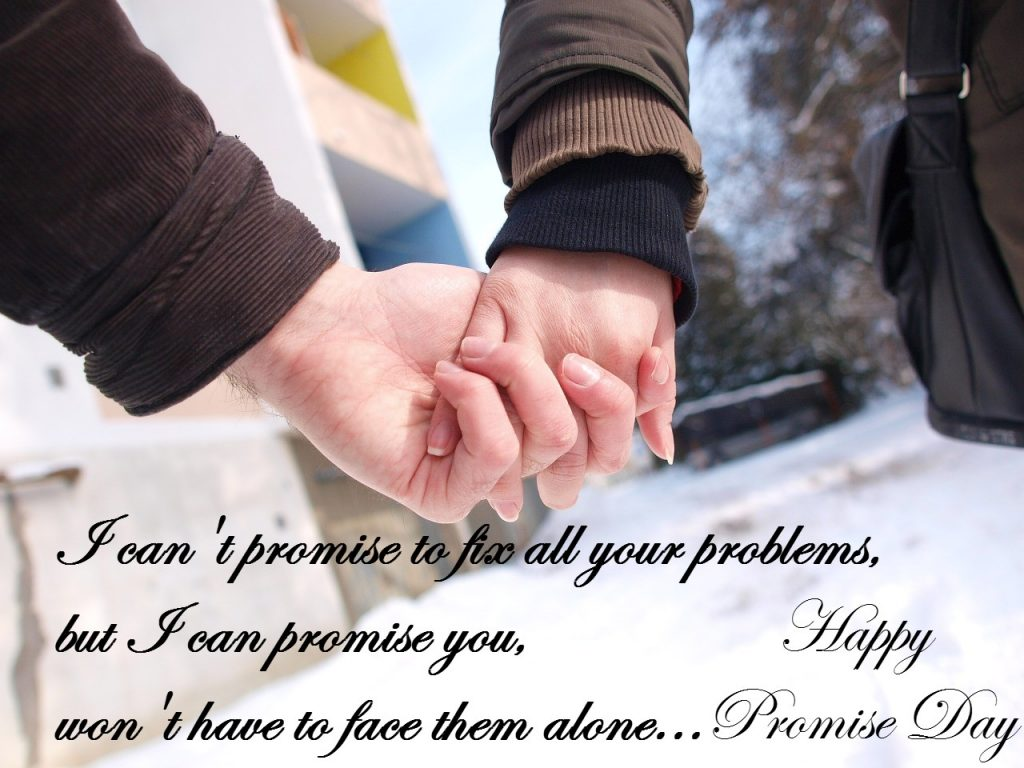 Promise Day Quotes for Love 2