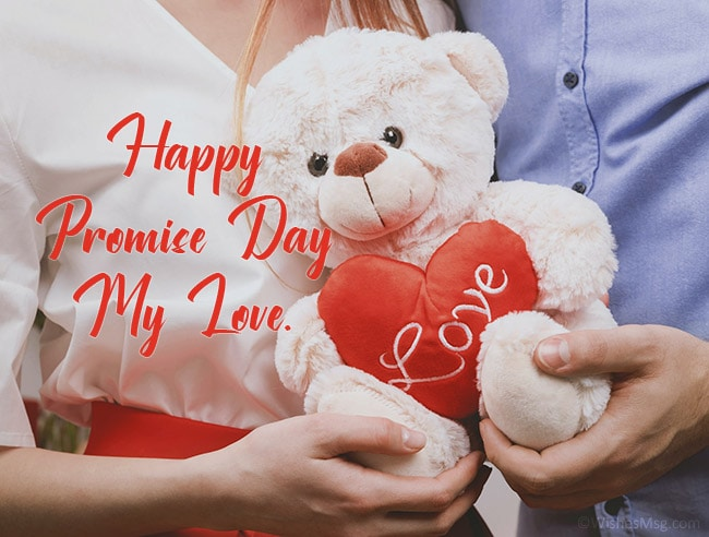 Promise Day Quotes for Wife 3