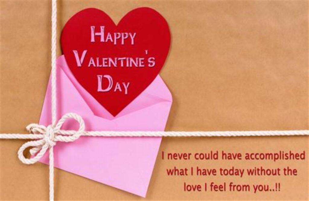 Valentine Day Wishes for Girlfriend 2