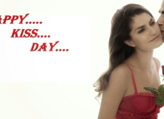 Valentine Kiss Day Images Download