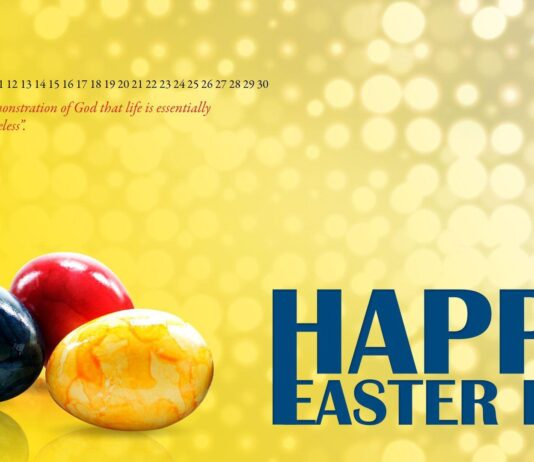Happy and Blessed Easter
