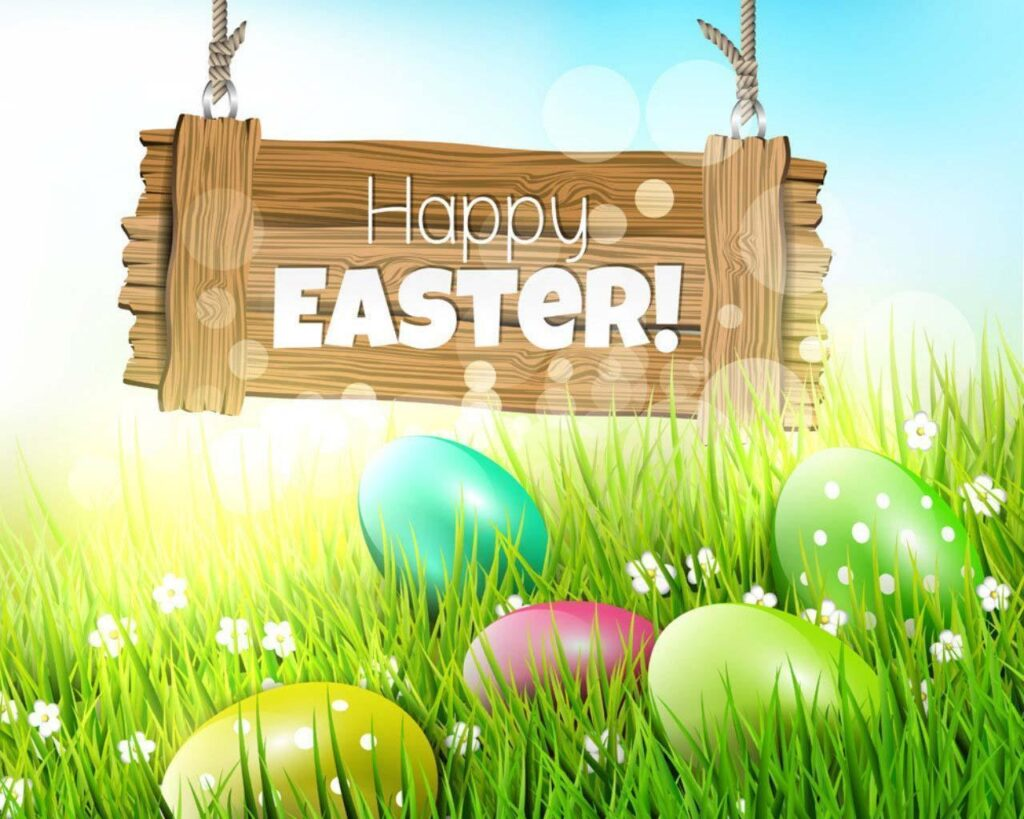 Happy and Blessed Easter 6
